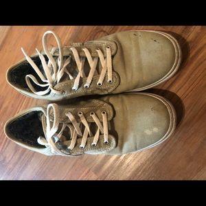 Vans sneakers Sz 9.5